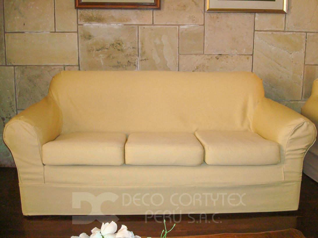 Muebles de sala 02 - Forro de mueble