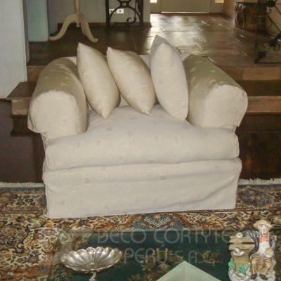 Muebles de sala 03 - Forro de mueble