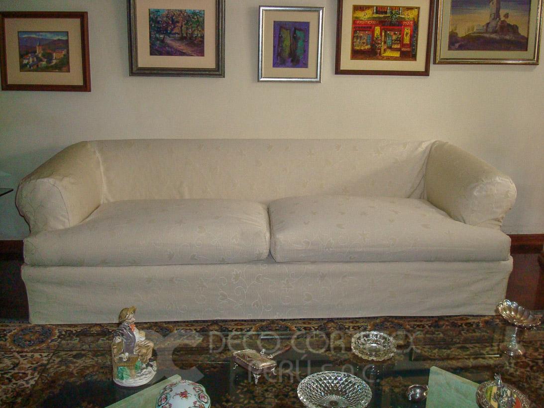Muebles de sala 04 - Forro de mueble