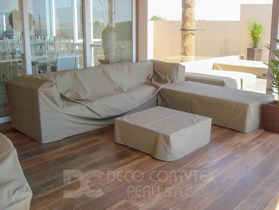 Muebles de sala 06 - Forro de mueble