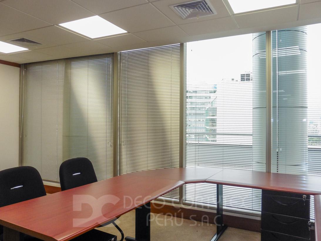 Persianas de madera modernas persianas verticales cortytex - Persiana de aluminio ...